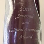 Diversity Award 2010